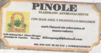 Pinole Del Magueyal