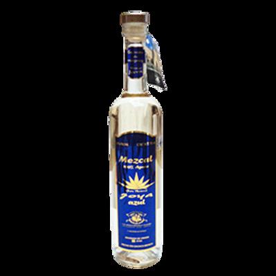 Mezcal Oaxaqueño Joya Azul Joven. Caja con 12 botellas de 750ml c.u.