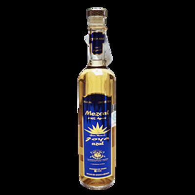 Mezcal Oaxaqueño Joya Azul Reposado. Caja con 12 botellas de 750ml c.u.