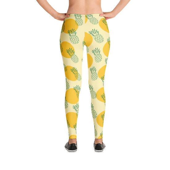 Pineapple Fresh Leggings