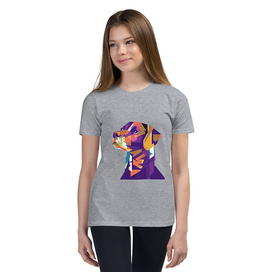 Dogg by Funky lemon Youth Short Sleeve T-Shirt