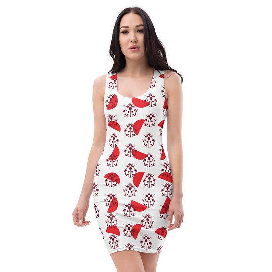 Ladybird by Funky Lemon Sublimation Cut & Sew Dress