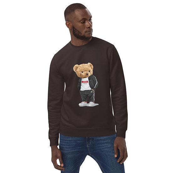 Teddy Bear by Funky Lemon eco sweatshirt