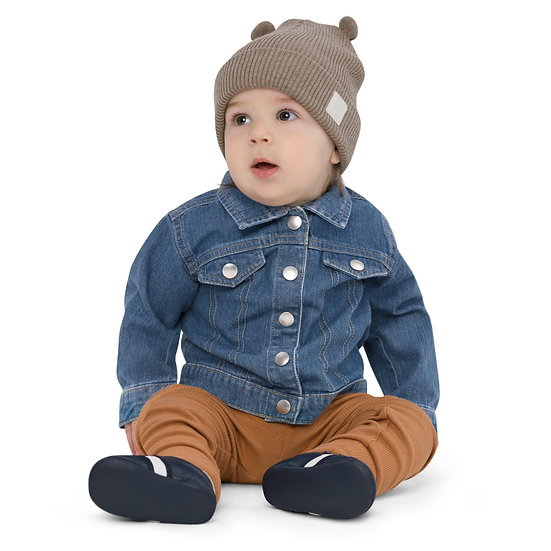 Teddy Bear by Funky Lemon Baby Organic Jacket