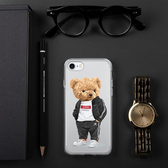 Teddy by Funky Lemon iPhone Case