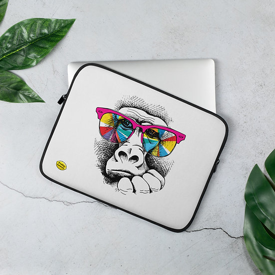 Cool as Ape Laptop Sleeve
