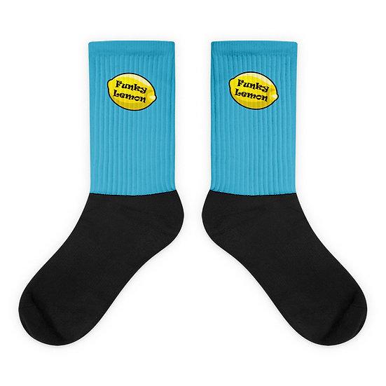 Funky Lemon Socks