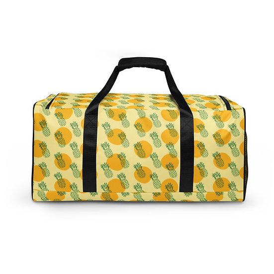 Pineapple Fresh Duffle bag