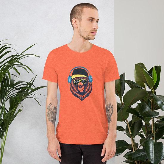Bear by Funky Lemon Short-Sleeve T-Shirt