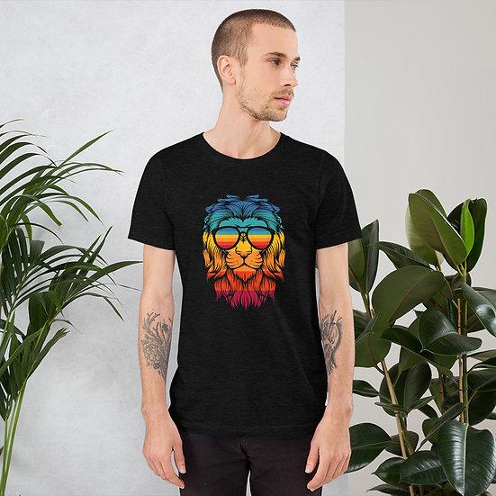 Lion Short-Sleeve T-Shirt