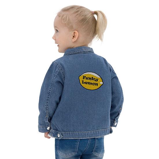 Funky lemon Baby Organic Jacket