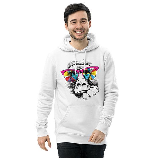 Cool as Ape by Funky Lemon Unisex essential eco hoodie