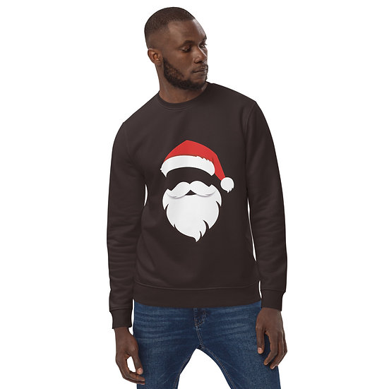 Santa by Funky Lemon eco sweatshirt