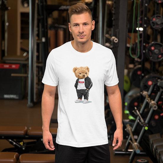 Teddy Bear by Funky Lemon Short-Sleeve T-Shirt