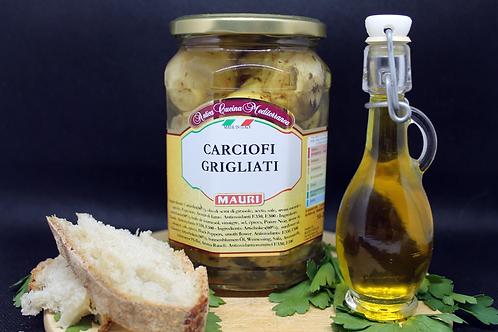 Carciofi Grigliati Sott'olio