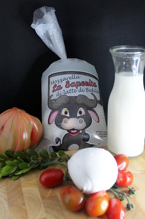 Mozzarella di Latte di Bufala da 250 gr - al kg 18,00