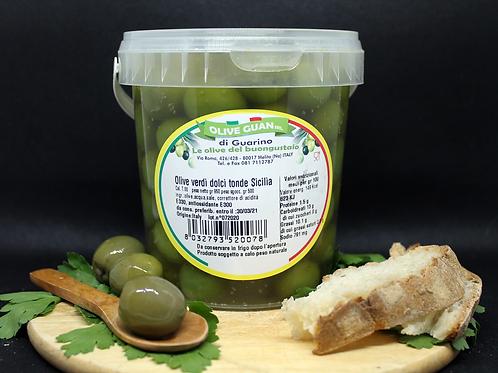 Olive Verdi Dolci