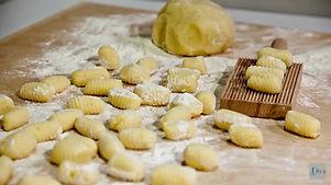 gnocchi freschi di patate