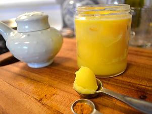 burro chiarificato il fattore tartufello