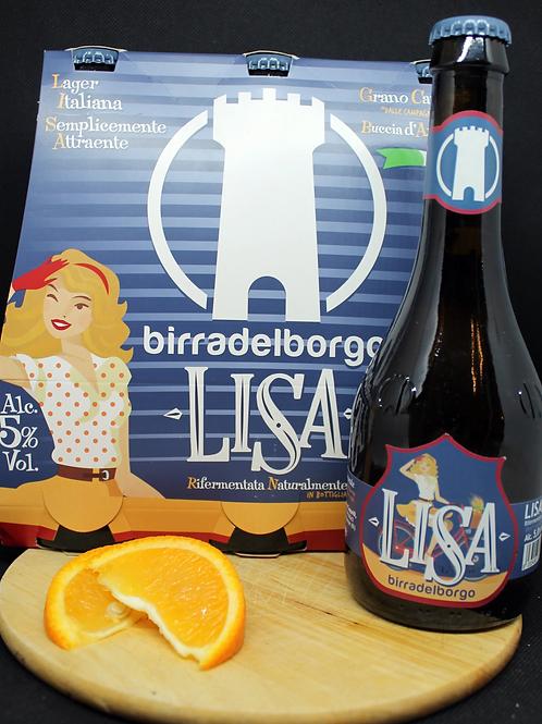 Birra del Borgo Lisa