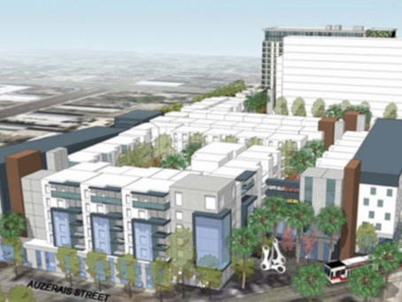 Joint Venture Project Underway in San Jose's Midtown After Long Hiatus