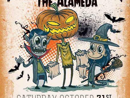 Trick-or-Treat the Alameda