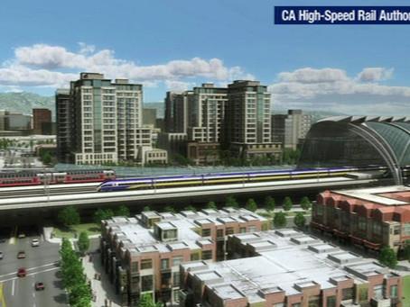 Tunnel Vision: A 'disparaging' Cartoon Reignites An Old High-Speed Rail Dispute In San Jose
