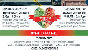 Donate to Farmworkers Today 10/2/2021