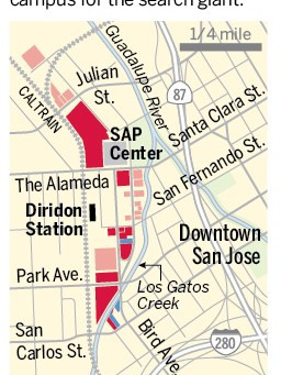 Google partner broadens San Jose transit village footprint