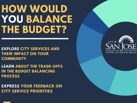 San Joses Balancing Act