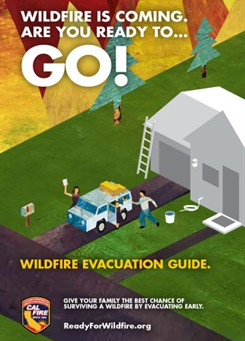 CAL FIRE Launches New Ready for Wildfire App
