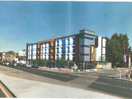 'Micro-ish' units planned for San Jose's West San Carlos corridor