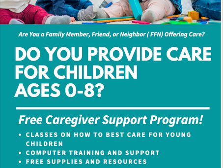 San José Public Library's FFN Caregiver Support Network