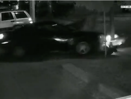 Illegal Street Race Leads to Wild Crash in San Jose Neighborhood