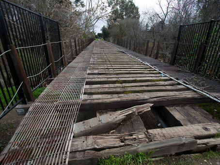 State Puts Willow Glen Trestle In Its Historic Register
