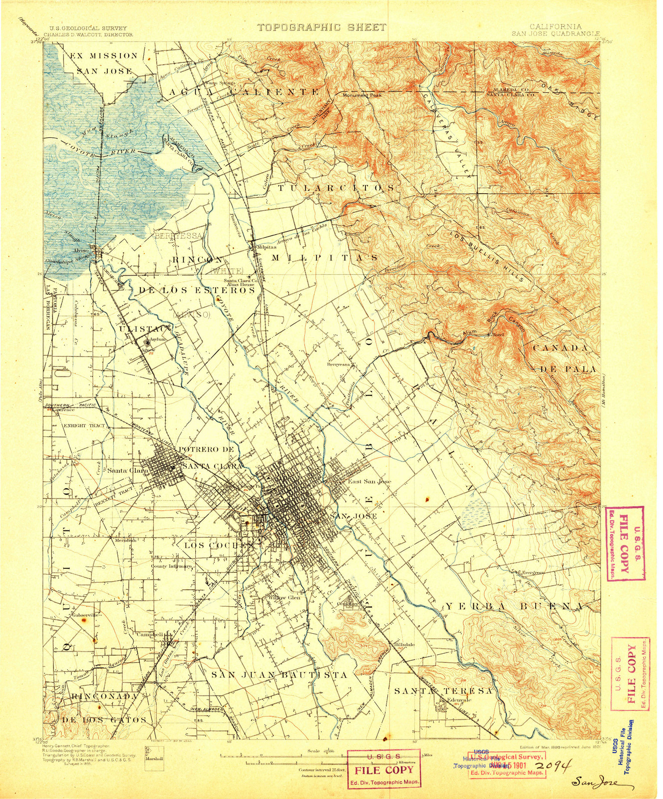 Buena Vista Neighborhood Association Historic Maps Buena Vista