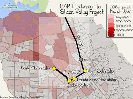 Public Input Sought for Downtown San Jose Bart Station