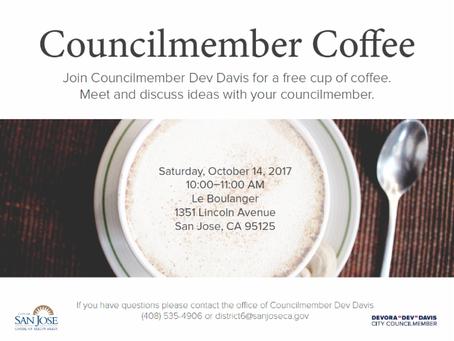 Councilmember Coffee