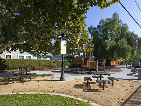 Buena Vista Park bike repair stand offers roadside help