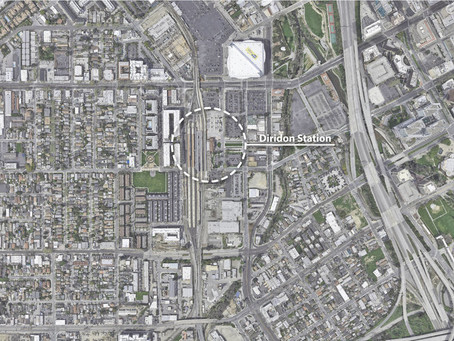 Draft Amended Diridon Station Area Plan Available for Public Comment