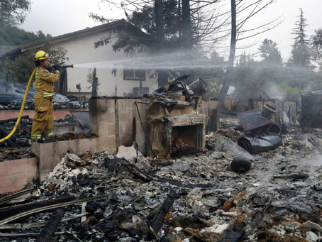 ARC Northern California Wildfire Response Information