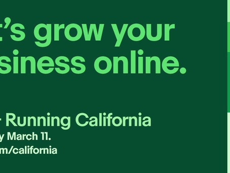 Apply Now for the New eBay Up & Running California Program