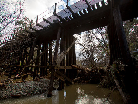 Judge Rules Willow Glen Trestle Isn't Historical Enough To Preserve
