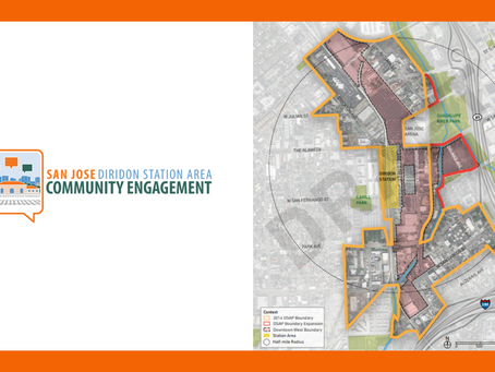 Amended Diridon Station Area Plan - Ready for your comments!