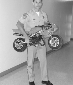 CHP Bulletin 160: MINI-MOTORCYCLES (POCKET BIKES)