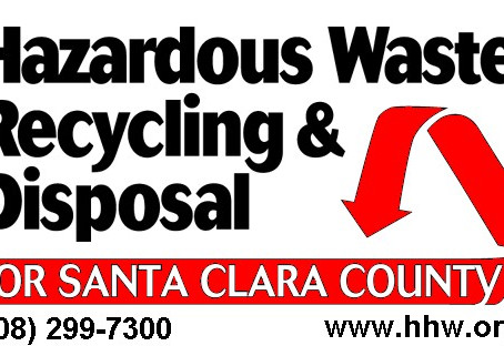 Properly Dealing with Household Hazardous Waste