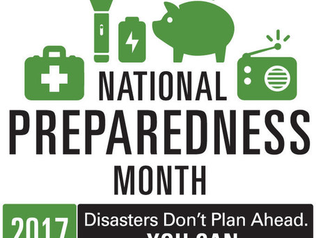 Disasters Don't Plan Ahead. You Can!