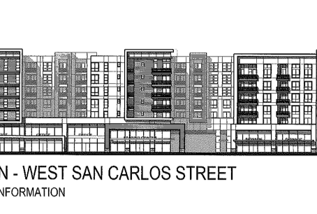 315 apartments proposed for San Jose's Midtown