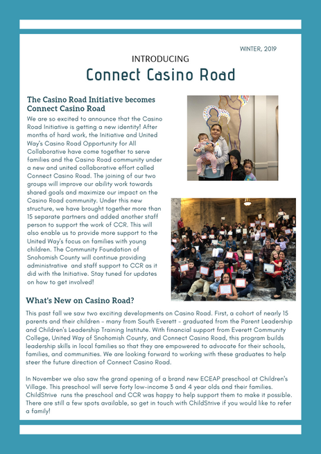 Introducing, Connect Casino Road!