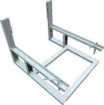 Кронштейн крепления для перекрытий и балконов